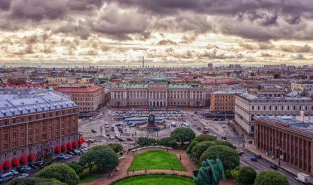 Championnat du Monde d'échecs rapides à Saint-Pétersbourg