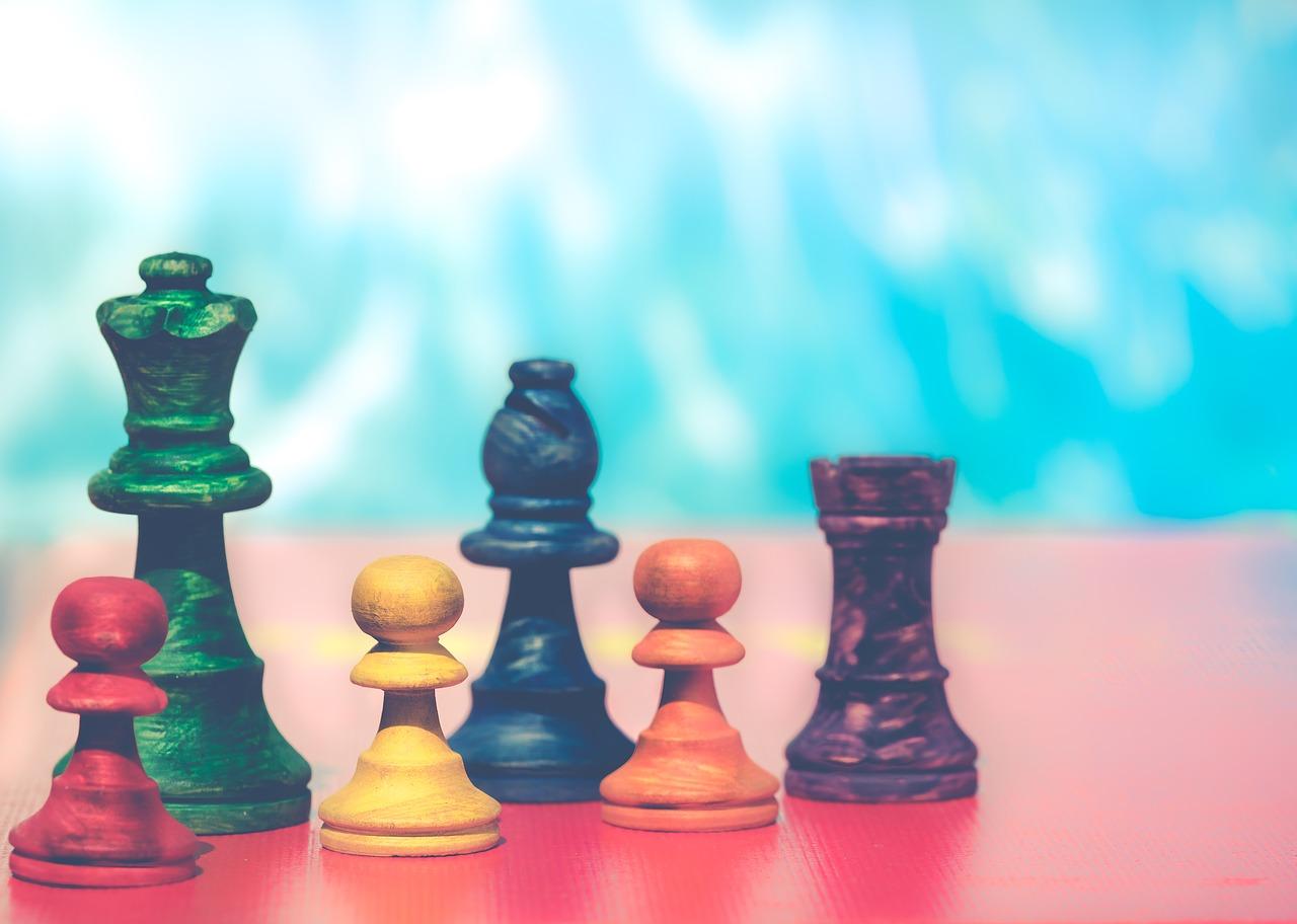 Déséquilibres aux échecs