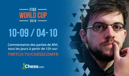 Coupe du Monde FIDE qualificative aux Candidats