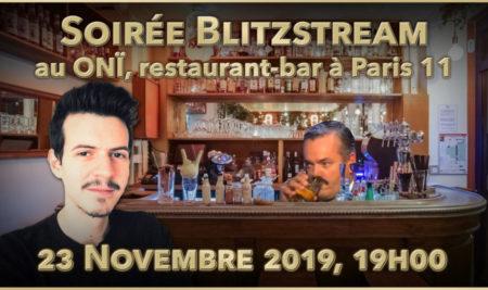 Soirée 30k abos le 23 Novembre 19h à Paris