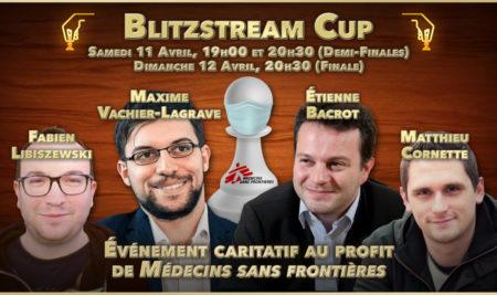 La coupe caritative Blitzstream